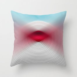 Torsion 236 Throw Pillow