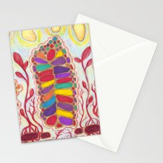 The Three Stationery Cards