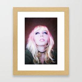 ' Glare '  Framed Art Print