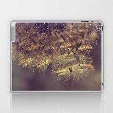 dandelion - rainbow sparkles Laptop & iPad Skin
