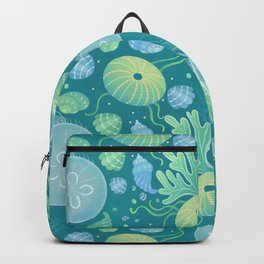 Ocean life Backpack