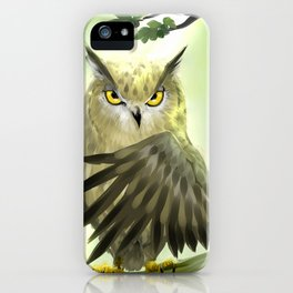 I have a plan iPhone Case