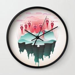 Eyeland Wall Clock