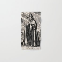 Saint Gregory the Great Hand & Bath Towel
