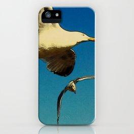 The Birds iPhone Case