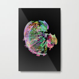 SURREAL HAZE Metal Print