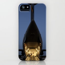 670. NASA's Gravity Recovery and Interior Laboratory iPhone Case