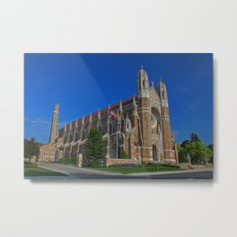 Old West End Our Lady Queen of the Most Holy Rosary Cathedral II- horizontal Metal Print