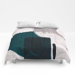 minimalist painting 02 Comforters