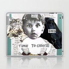 Time to choose (collage) Laptop & iPad Skin