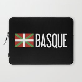 Basque Country: Basque Flag & Basque Laptop Sleeve