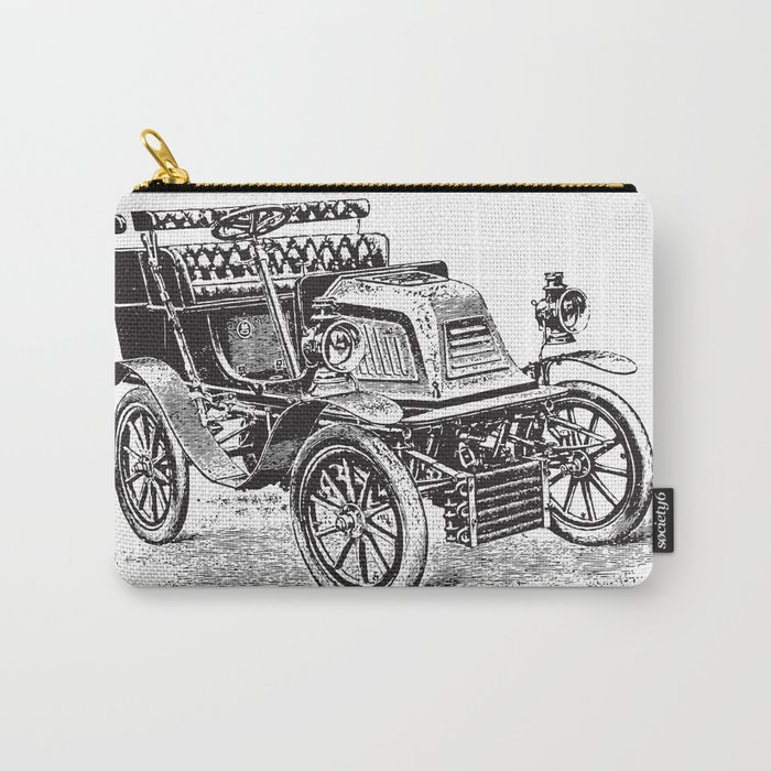 old car-III Carry-All Pouch