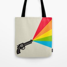 Colour Explosion Tote Bag