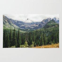 Tatry Koscielec Orla Perc Mountains Rug