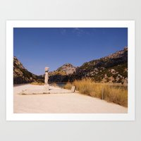 spain Art Prints featuring SPAIN by Jennifer Spradling