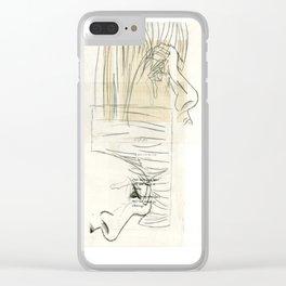 10 p.m. Clear iPhone Case