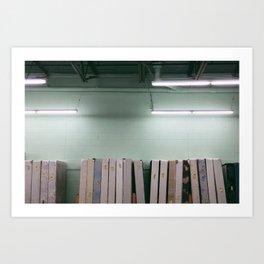 Richmond / Thrift Art Print