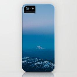 Adams from Rainier iPhone Case