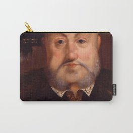 "Hans Holbein the Younger ""King Henry VIII"" Carry-All Pouch"