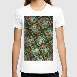 Flower Pattern XIX T-shirt