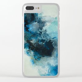 Into the soul of me Clear iPhone Case