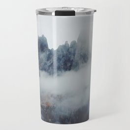 Smoky Liberty Bell Travel Mug