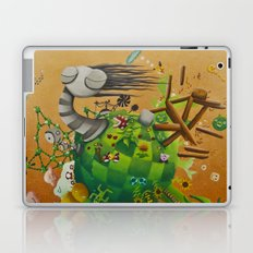 playing planet Laptop & iPad Skin