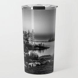 A Little Bit of Lake Superior Travel Mug