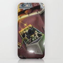 Tribute to Moebius iPhone Case