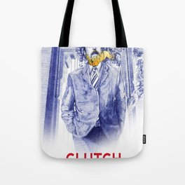 Clutch San Francisco Poster Tote Bag