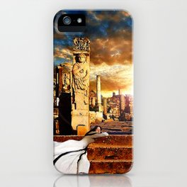 Altar of the Dawn iPhone Case
