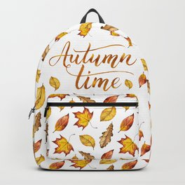 Autumn Time Backpack