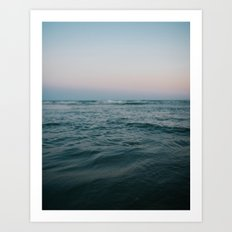 Ocean Traveler Art Print
