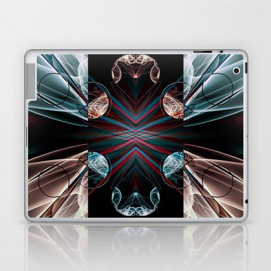 Atomize Laptop & iPad Skin