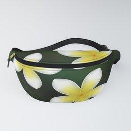Frangipani from beautiful Bali Fanny Pack