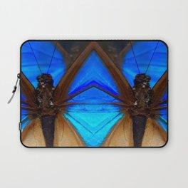 Butterfly Sentinels Laptop Sleeve