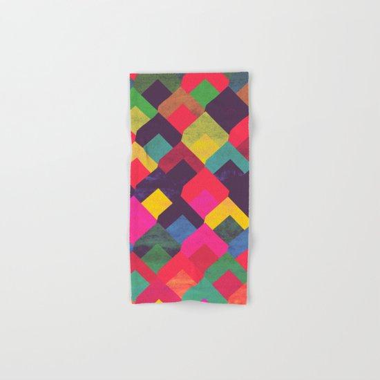 colour + pattern 11 Hand & Bath Towel
