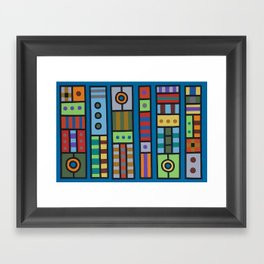 The Leaders Framed Art Print