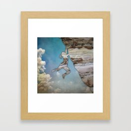 Climb On II Framed Art Print