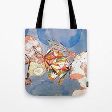 argue argue Tote Bag