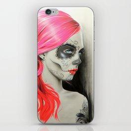 'De Rerum Natura' iPhone Skin