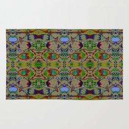 Rainbow Navajo Rug