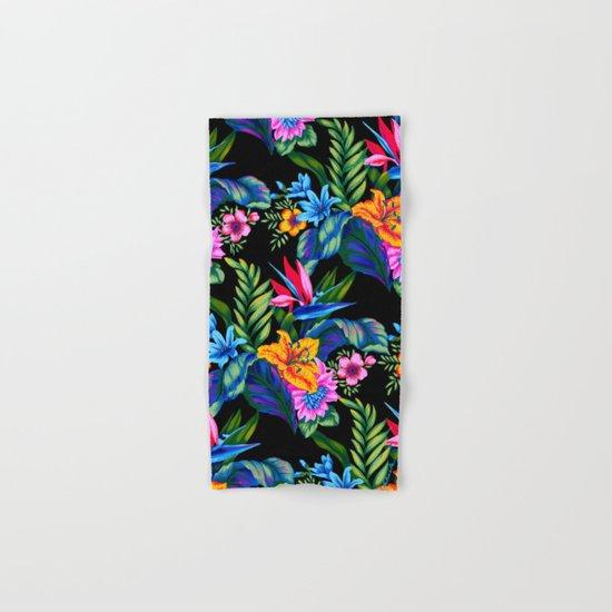 Jungle Vibe Hand & Bath Towel