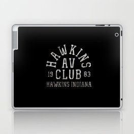 Hawkins AV Club Laptop & iPad Skin