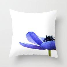 Blue Tutu Throw Pillow