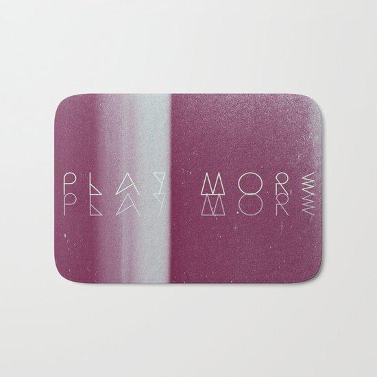 Play More Bath Mat