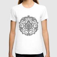 renaissance T-shirts featuring Renaissance Bronzino Decoration by lllg