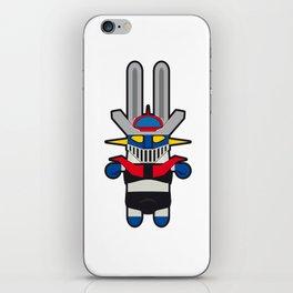 Sr. Trolo / Mazinger iPhone Skin