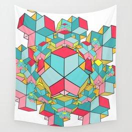 geometrix Wall Tapestry