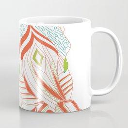 Robot Zebra Coffee Mug
